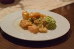 Ceviche-vom-schottischen-Wildlachs-und-Avocadosorbet