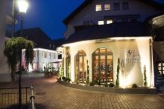 Das Gasthaus Rössle in Elzach