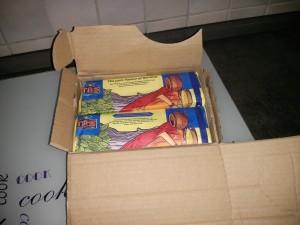 2 Packungen Kichererbsenmehl